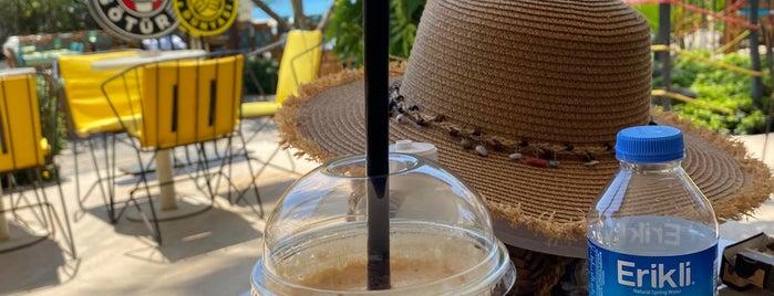 Kahve Dünyası is one of myBad.