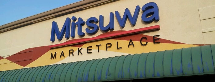 Mitsuwa Marketplace is one of Food must have.
