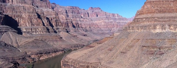 Grand Canyon Skywalk is one of Locais curtidos por Cristina.