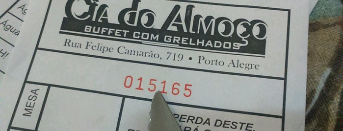 Cia do Almoço is one of Food.