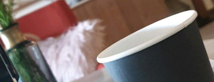 Tech Speciality Coffee is one of Reham 님이 저장한 장소.