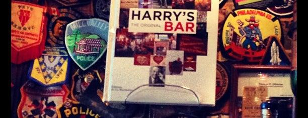 Harry's New York Bar is one of Paris Bars.