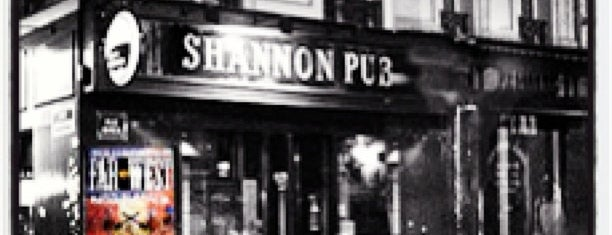 Shannon Pub is one of Quartier Latin.