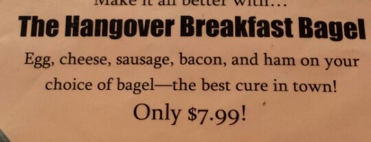 Bloomington Bagel Company is one of Jared's Liked Places.