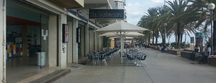 La Valenciana is one of Calafell.