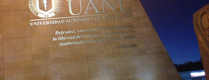 Capilla Alfonsina (Biblioteca Universitaria) is one of Gilberto 님이 좋아한 장소.