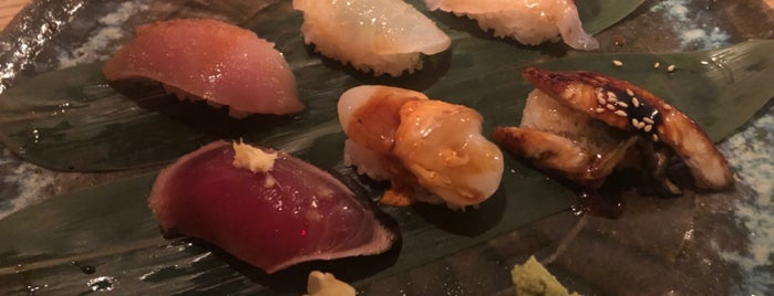 Sushinao is one of Manhattan To-Do's (Between Houston & 34th Street).