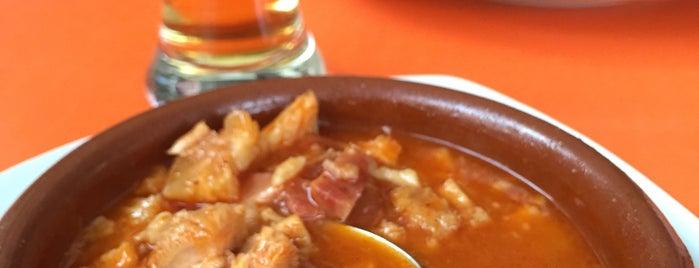 Las Tapas de Ortega is one of MADRID. Vale. 💃.