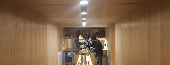 Casita Coffee is one of Berlin.