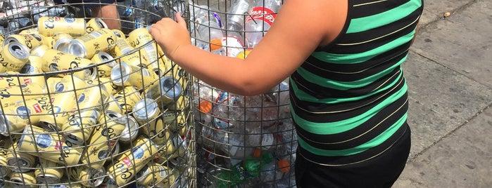 American Recycling is one of Tempat yang Disukai Conrad & Jenn.