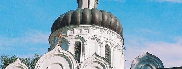 Храм Алексия человека Божьего is one of Lieux qui ont plu à Алексей.