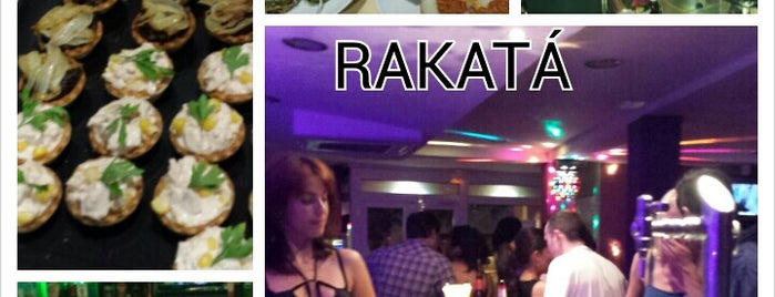Rakatá is one of Let's go someplace new!.