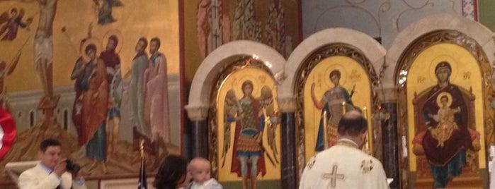 St. Demetrios Greek Orthodox Church is one of New York!.