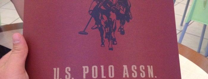 U.S. Polo Assn. is one of Orte, die HALİL gefallen.