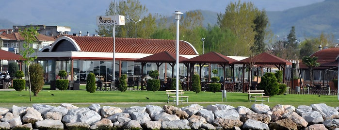 Cafe Anfora is one of Atacaksin.