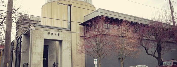 Frye Art Museum is one of Seattle.