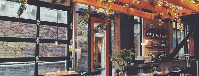 Chop Shop Cafe & Bar is one of Lost in Seattle.