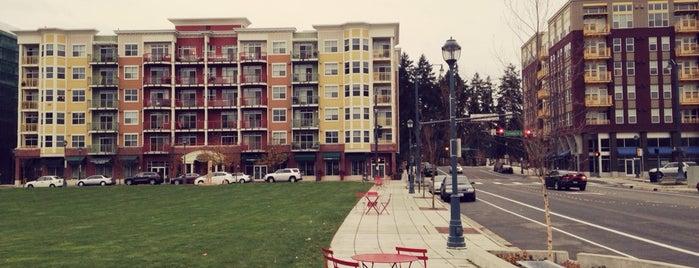 City of Redmond is one of Washington.