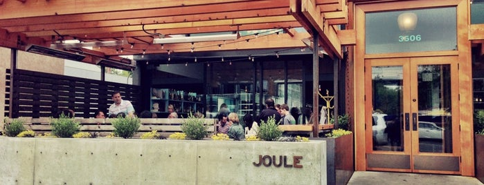 Joule is one of Lost in Seattle.