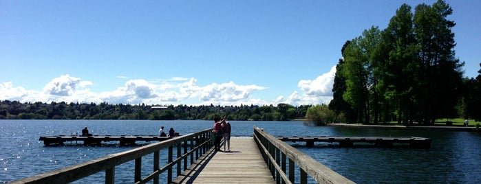 Green Lake Park is one of Seattle.