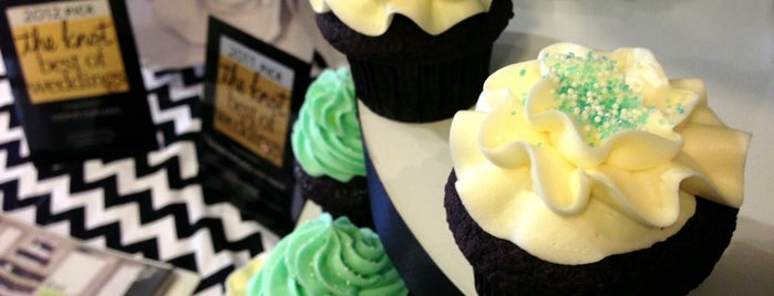 Trophy Cupcakes is one of Lost in Seattle.