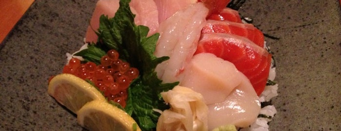 Sushi Kappo Tamura is one of Lost in Seattle.