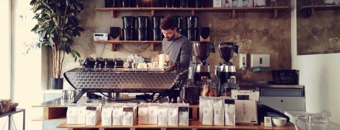 Bonanza Coffee is one of Berlin, Germany.