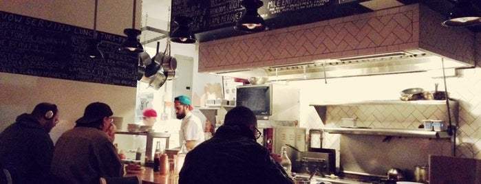 Mile End Delicatessen is one of MY NEW YORK //.