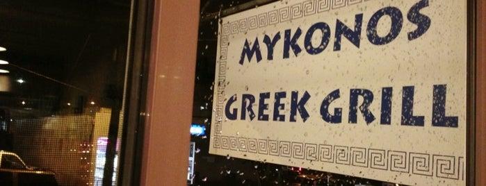 Mykonos Grill is one of Kevin: сохраненные места.
