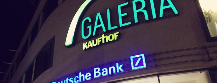 Galeria Karstadt Kaufhof is one of Berlin Best: Shops & services.