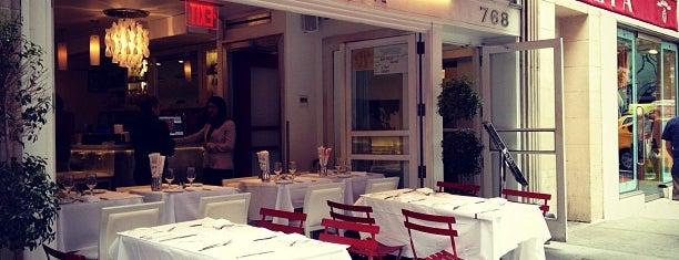 Bar Italia is one of g-free.