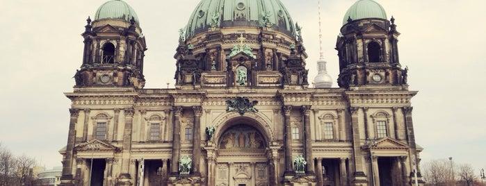 Берлинский кафедральный собор is one of Berlin, Germany.