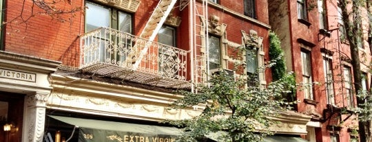 Extra Virgin is one of West Village Restaurants.