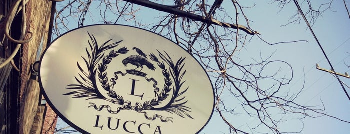 Lucca Great Finds is one of Seattke.