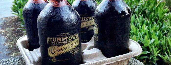 Stumptown Coffee Roasters is one of Lost in Seattle.