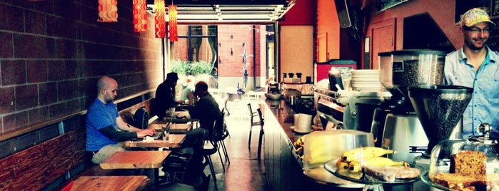 Empire Espresso is one of สถานที่ที่บันทึกไว้ของ Dat.