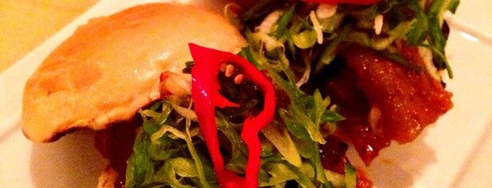 Danji is one of NYC - One Star Michelin Restaurants.