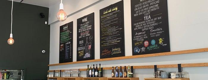 Biskit is one of Auckland Cafes / Brunch.