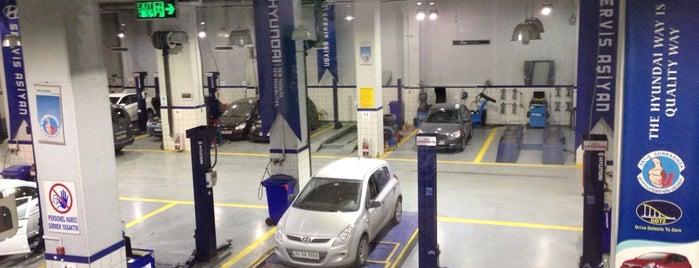 Hyundai Aşiyan Yetkili Servis is one of Engin'in Beğendiği Mekanlar.