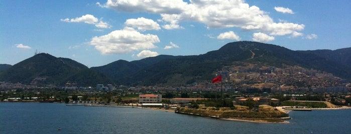 Yenikale Askeri Tesisleri is one of Tatilde mekan.