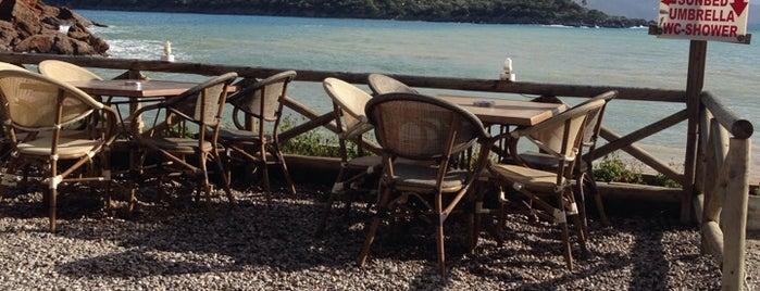 Gemiler Beach Restaurant is one of Yeme-İçme (Türkiye).