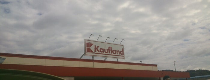 Kaufland is one of zagreb.