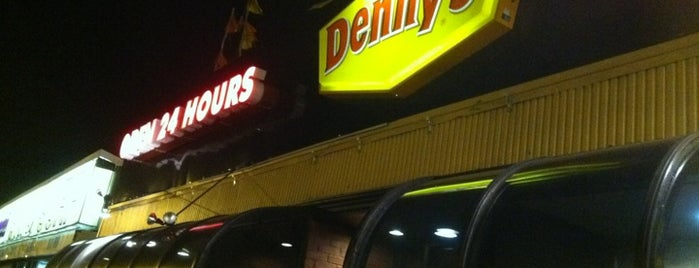 Denny's is one of Food Places.