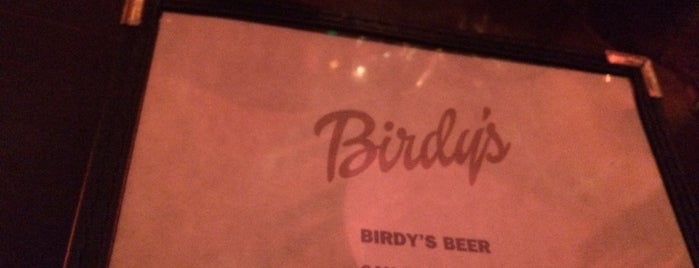 Birdy's is one of NYC 2015 New Additions.