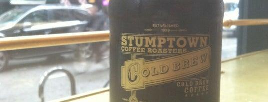 Stumptown Coffee Roasters is one of Flatiron/Chelsea.