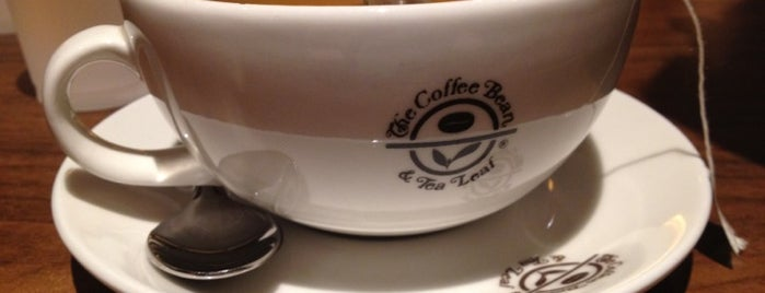 The Coffee Bean & Tea Leaf is one of Makan @ Utara #7.