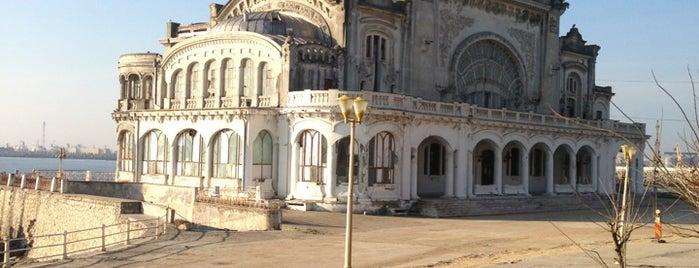 Faleza Cazinoului is one of สถานที่ที่ Cristian ถูกใจ.