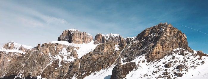Dolomiti Park Canazei Belvedere is one of Tempat yang Disukai Oreeex.