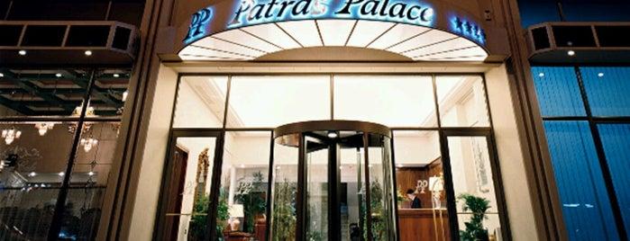Patras Palace is one of Lugares favoritos de OmerKerem.