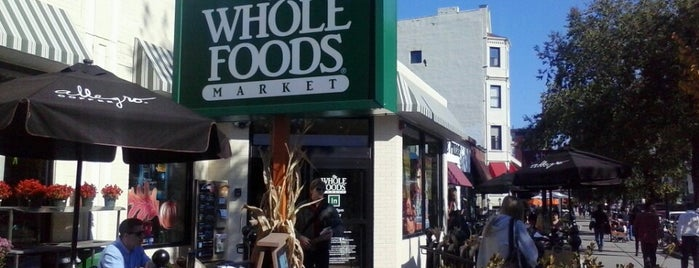 Whole Foods Market is one of Boston.